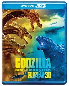 Godzilla:King of theMonster (BIL/3DBD)