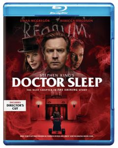 Doctor Sleep (Blu-Ray + DVD + Digital Combo Pack) (BD)