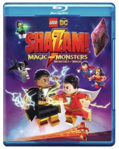 LEGO DC Shazam: Magic and Monsters (with/Figurine)