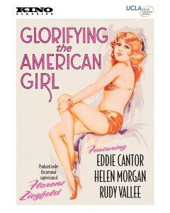 GLORIFYING THE AMERICAN GIRL (DVD/1929/FF 1.19/B&W-COLOR)