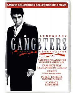 Legendary Gangsters 5-Movie Collection