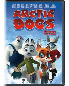 ARCTIC DOGS DVD CDN