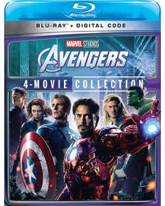 Avengers: 4 Movie Collection