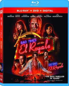 Bad Times at the El Royale (Bilingual) [Blu-ray+DVD+Digital]
