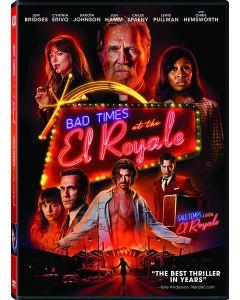 Bad Times at the El Royale (Bilingual) [DVDl]