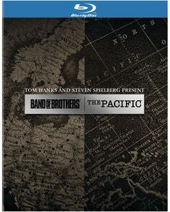 Band of Brothers/The Pacific (BD/RPKG)