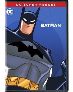 DC SUPER HEROES-BATMAN (DVD)