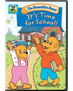 Berenstain Bears: Its Time for School! - DVD