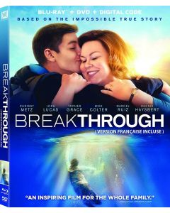 Breakthrough [Blu-ray+DVD]