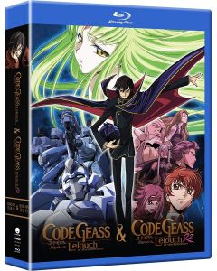 Code Geass: Lelouch of the Re;surrection: The Movie (Steelbook)