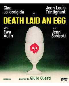 DEATH LAID AND EGG - SPECIAL EDITION