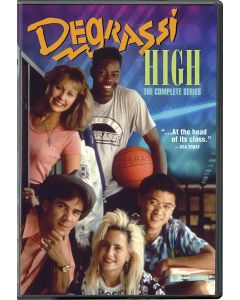 Degrassi High: The Complete Series - DVD