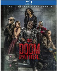 Doom Patrol: The Complete First Season (BD)