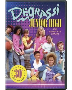 Degrassi Junior High: The Complete Series - DVD