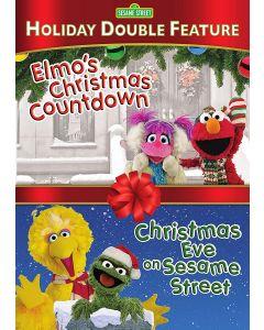 Sesame Street: Christmas (Double Feature) (Elmo's Christmas Countdown & Christmas Eve on Sesame Street)