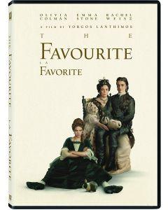 The Favourite [Blu-ray+DVD]