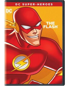 DC SUPER HEROES-FLASH (DVD)