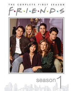 Friends: The Complete First Season (DVD) - RPKG 25th