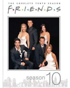 Friends: The Complete Tenth Season (DVD) - RPKG 25th