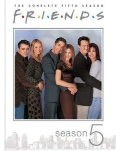 Friends: The Complete Fifth Season (DVD) - RPKG 25th