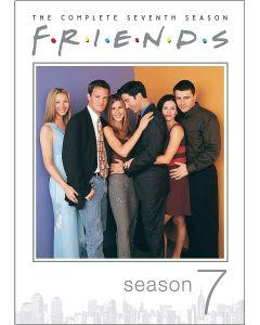 Friends: The Complete Seventh Season (DVD) - RPKG 25th