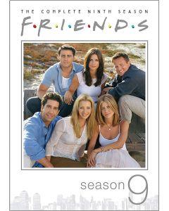 Friends: The Complete Ninth Season (DVD) - RPKG 25th