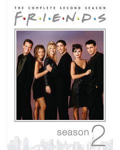 Friends: The Complete Second Season (DVD) - RPKG 25th
