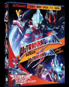 Ultraman Ginga/Ginga S + Ultra Fight Victory - Series & Movie