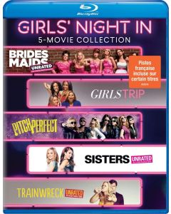 Girls Night In 5-Movie Collection