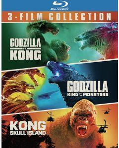 Godzilla vs. Kong 3 Film Collection