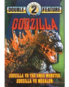 GODZILLA - vs Megalon / vs Smog Monster