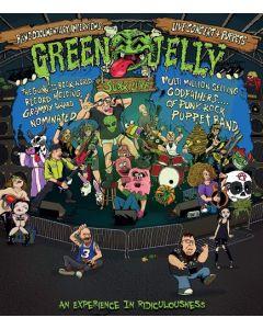 Green Jelly Suxx LIVE featuring Green Jello
