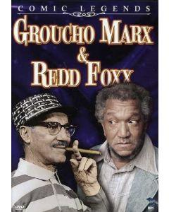 GROUCHO MARX & REDD FOXX (DVD)