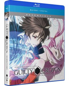 Guilty Crown: The Complete Series - BLU-RAY