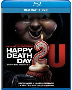 Happy Death Day 2U - COMBO PACK