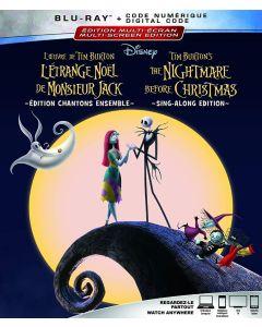 NIGHTMARE BEFORE CHRISTMAS (25TH ANN ED) (VF)  (BD/DGC)- (F/A)