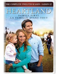 HEARTLAND(2007) SSN12 DVD CDN