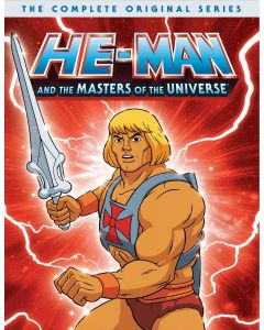 He-Man Masters of the Universe: The Complete Series