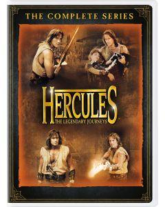 Hercules: The Legendary Journeys - The Complete Series - DVD