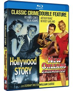 HOLLYWOOD STORY/NEW ORLEANS UNCENSORED (BR)