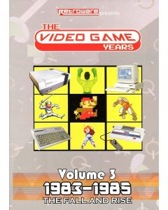 VIDEO GAME YEARS VOLUME 3: THEFALL AND RISE [1983-1985]