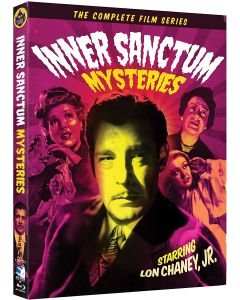 INNER SANCTUM MYSTERIES-FRANCHISE COLLECTION (BR)