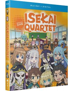 ISEKAI QUARTET: Season 1
