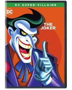 DC SUPER VILLAINS-JOKER (DVD)