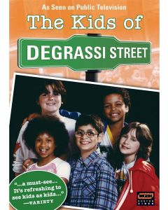 Kids of Degrassi Street Complete Collection - DVD