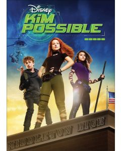 KIM POSSIBLE (LIVE ACTION)                  DVD