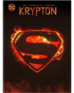 Krypton: The Complete Series (DVD)