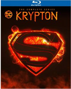Krypton: The Complete Series (BD)