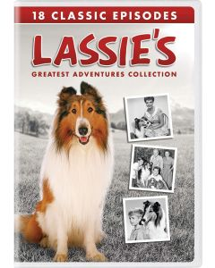 Lassies Greatest Adventures Collection
