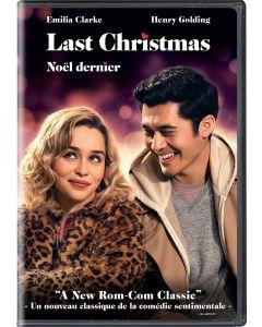 LAST XMAS DVD CDN